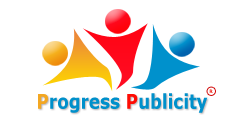 Logotipo de Progress Publicity
